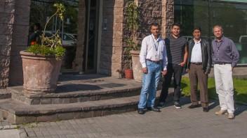 AMAFE visita las instalaciones de TEK CHILE