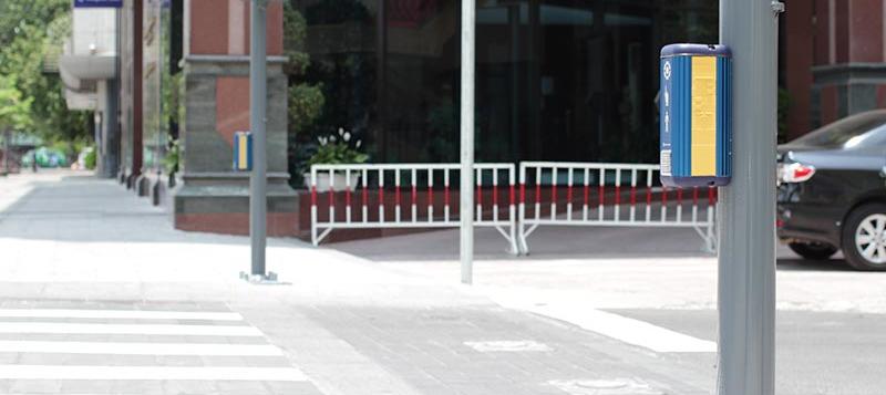 Prisma DAPS 2000 – Nueva generación en señales peatonales