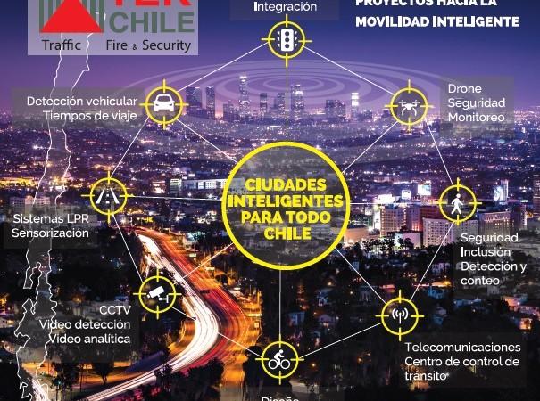 TEK CHILE CONECTA TUS PROYECTOS HACIA LA MOVILIDAD INTELIGENTE