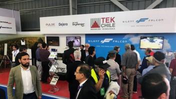 TEK Chile participó con una gran convocatoria en la versión 2018 de Fidae.