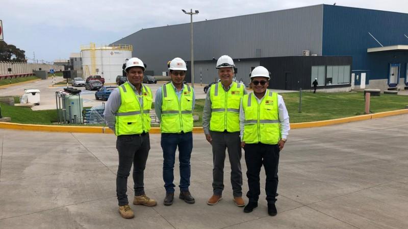 Visita a Tek Perú en Lima