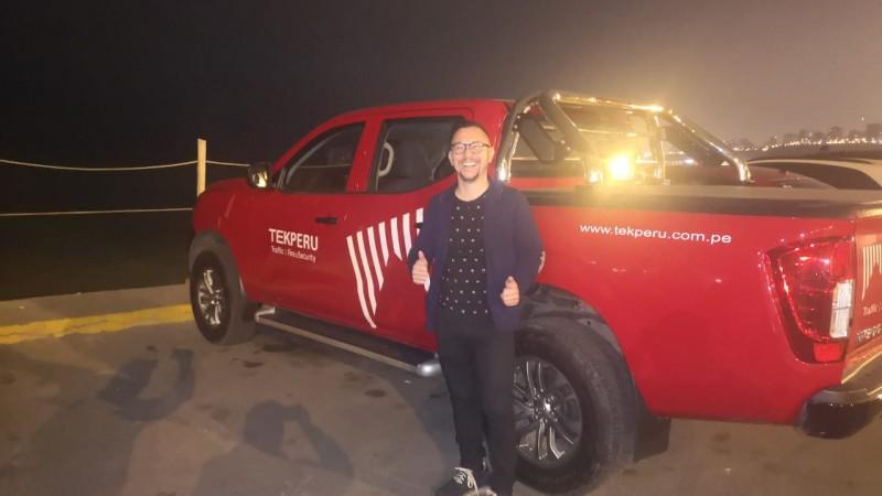 Visita a Tek Perú – Héctor Terán de Tek Chile