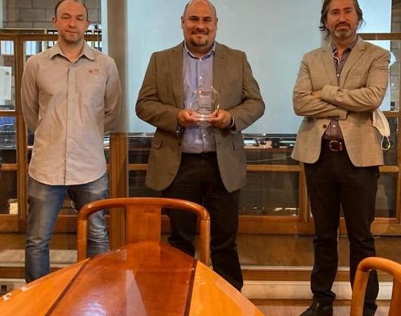 Premio Notifier Diamond 2020